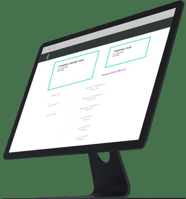 Greenlight Guru Change Management Software