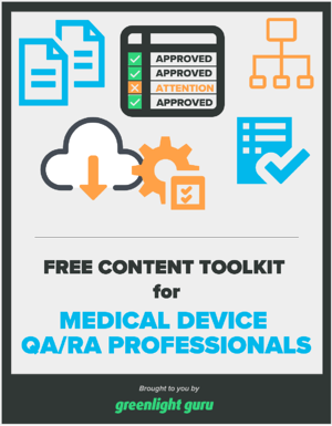 content toolkit cover - QA-RA professionals - slide-in header