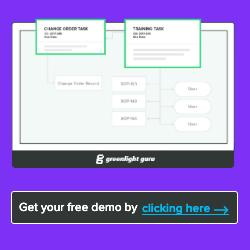 demo-greenlight-guru-training-management-software