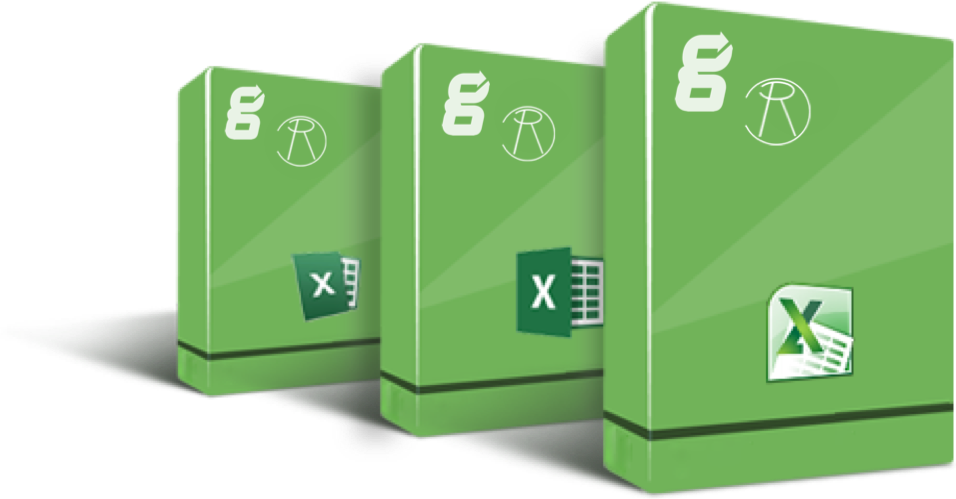 excel&logo icons