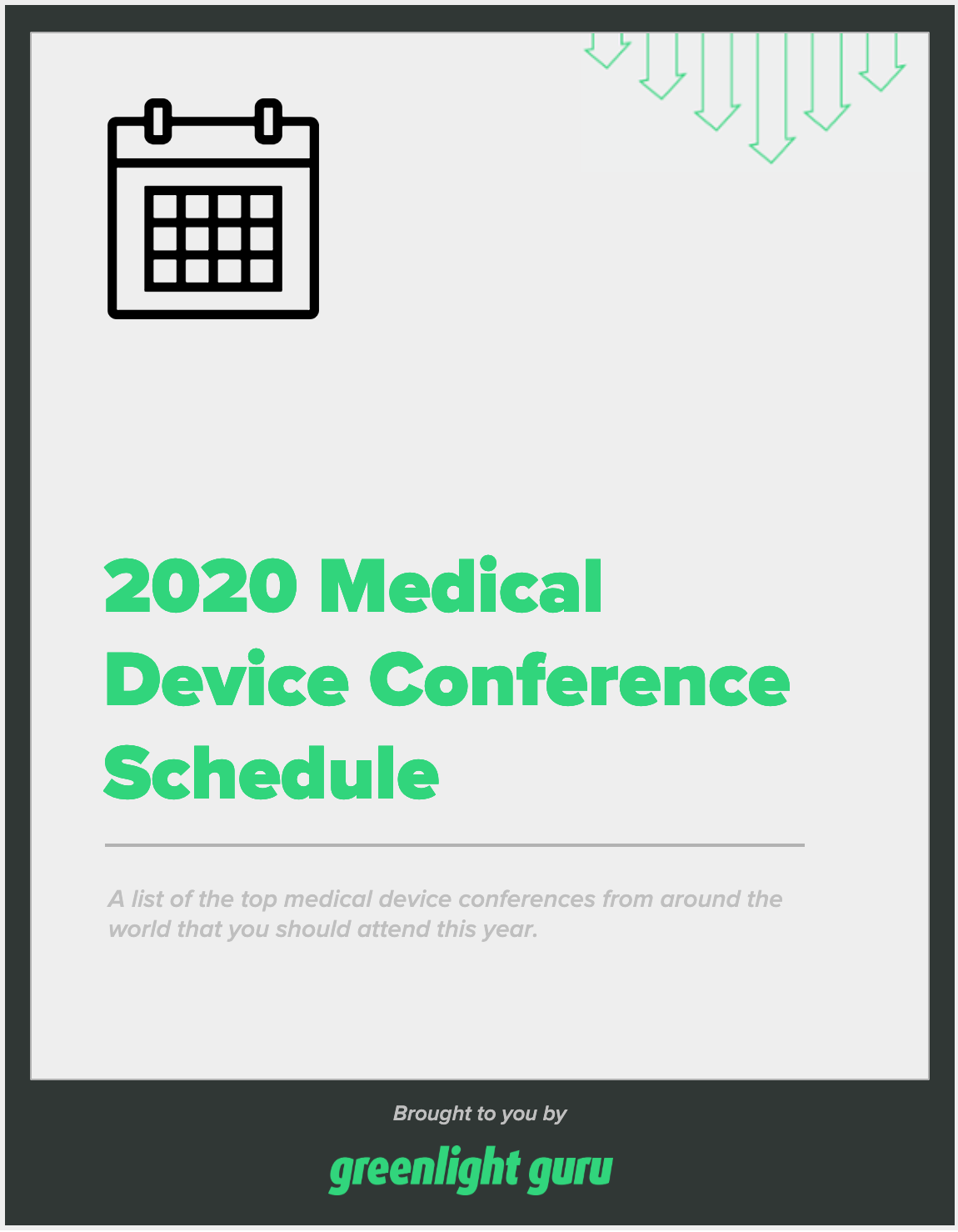 free download - 2020 med device conferences