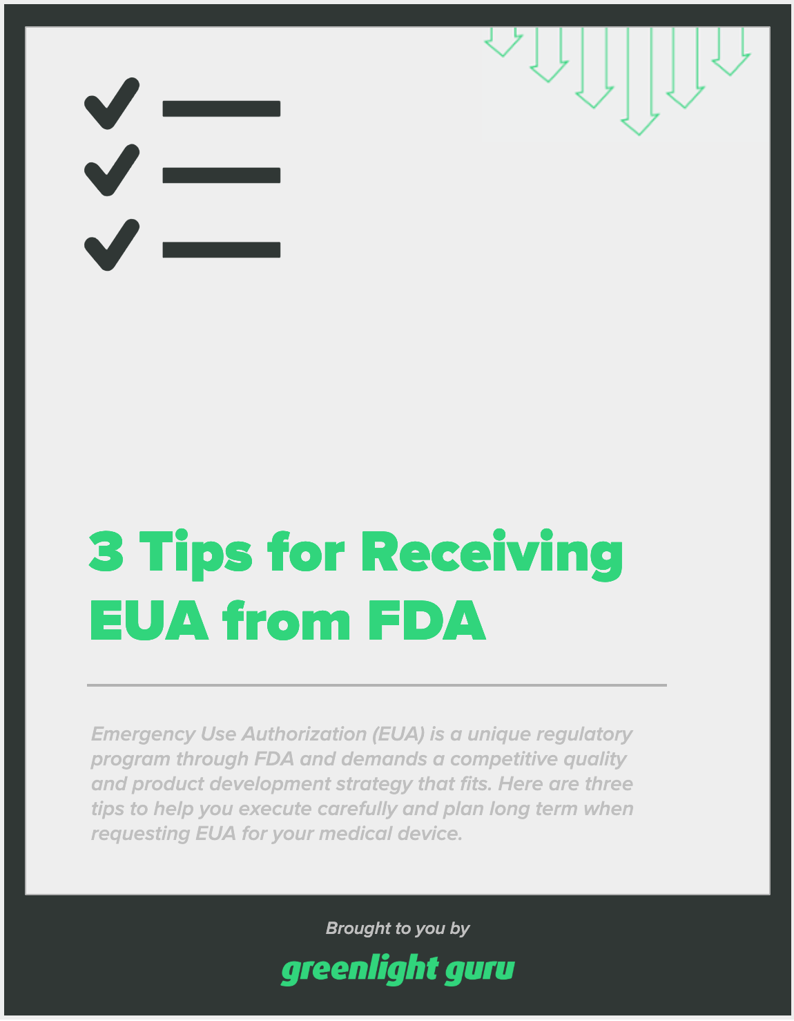 free download CTA cover - 3 tips for EUA