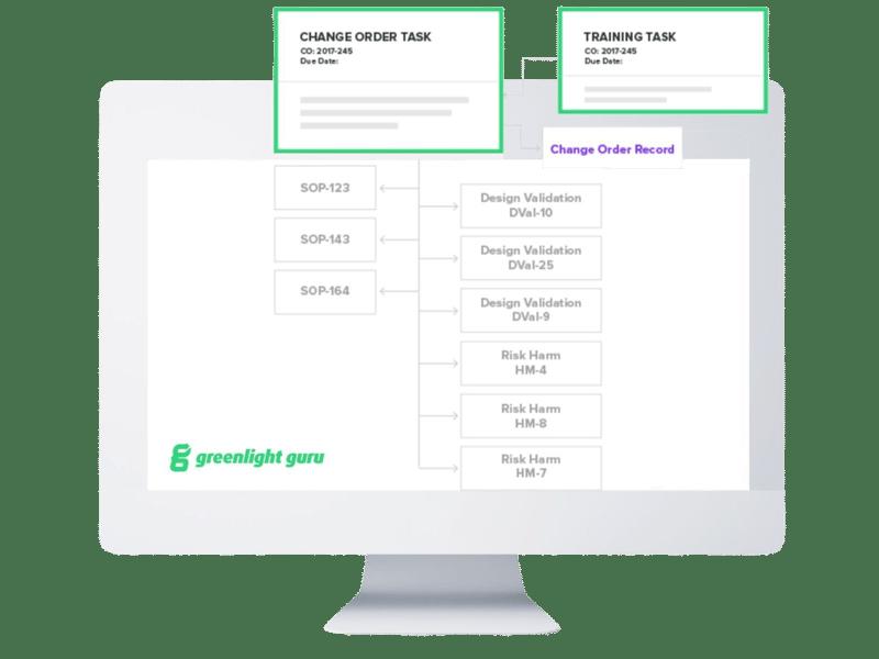 greenlight-guru-change-management-software