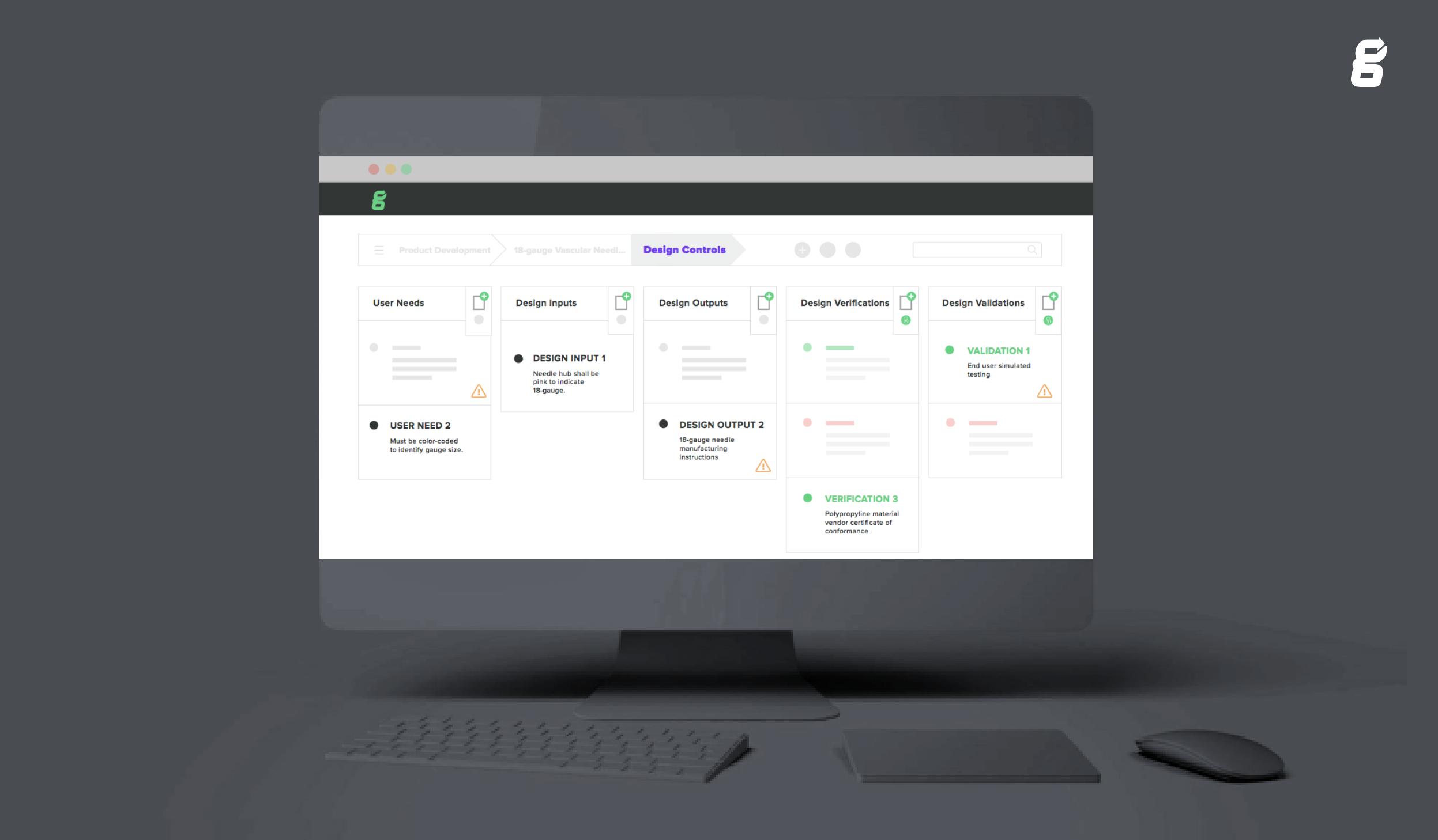 Greenlight Guru Announces Multi-Level Design Control Software - Featured Image