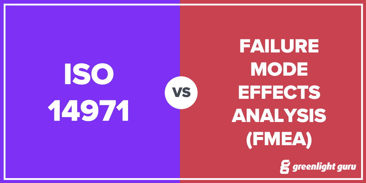 Why Use ISO 14971 vs. FMEA (Template Included) - Featured Image