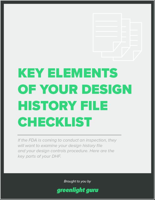 key-elements-dhf-checklist