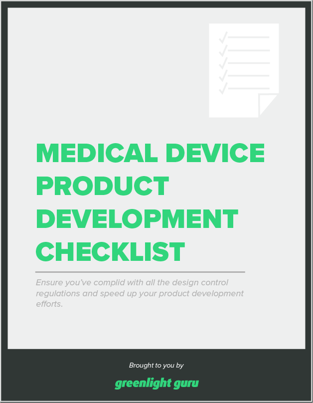 medical-device-product-development-checklist