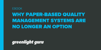 Why Your Company Needs an Electronic Quality Management System - Featured Image