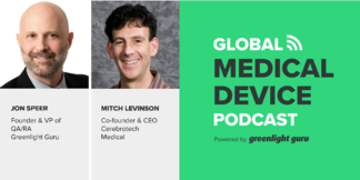 Tips, Tricks and Pointers for MedTech Startup Entrepreneurs With Mitch Levinson - Featured Image
