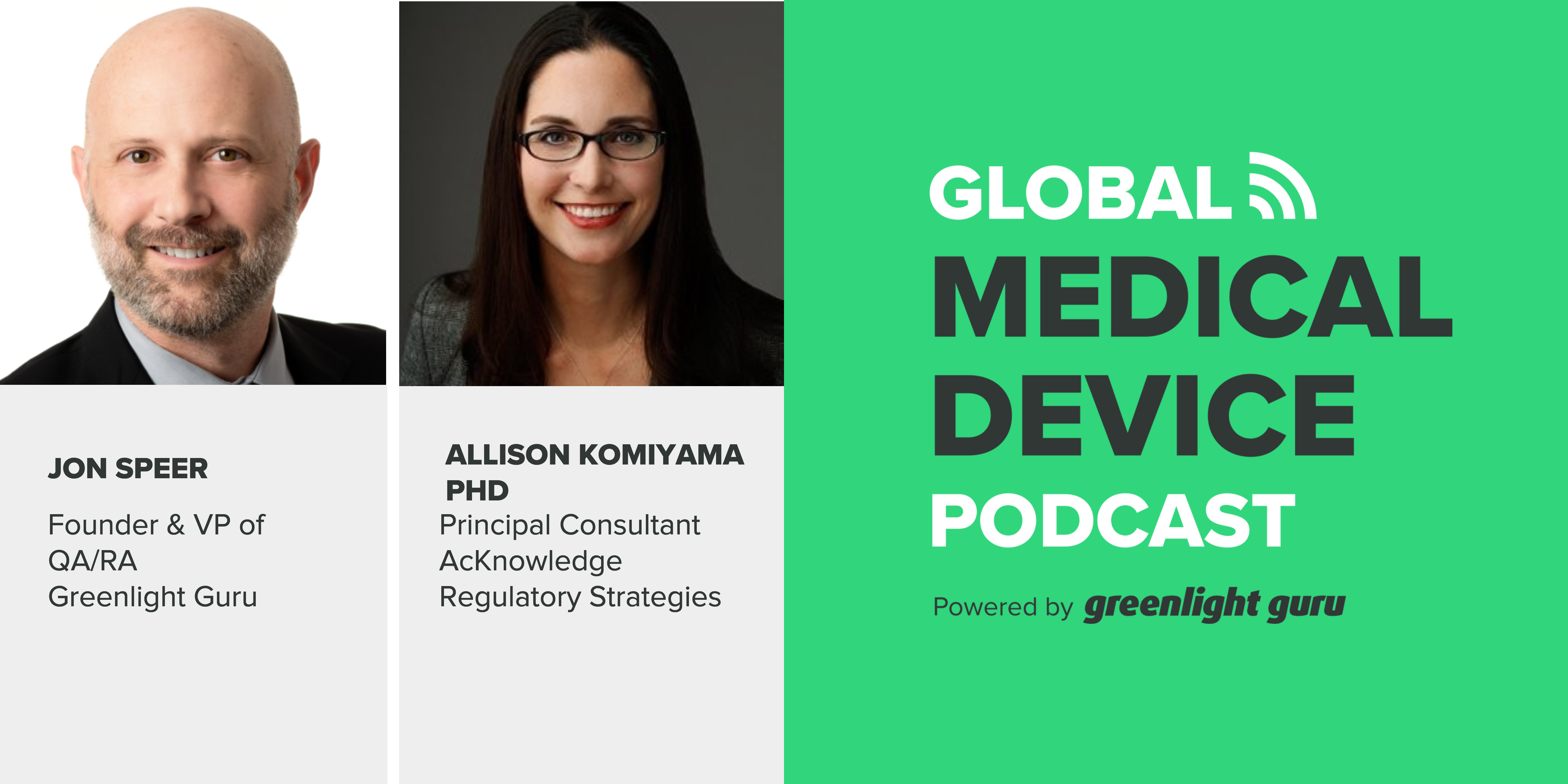 Insider Tips and Best Practices Regarding the 510(k) Submission Process with Allison Komiyama, a Former FDA Reviewer - Featured Image