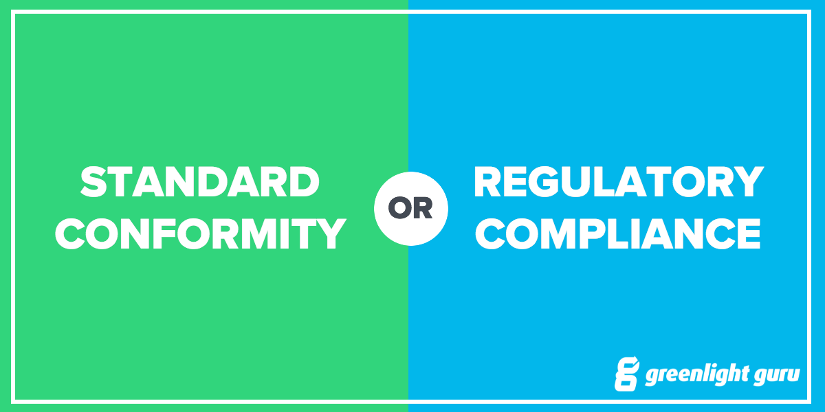 Standard Conformity or Regulatory Compliance? Distinguishing the Two - Featured Image