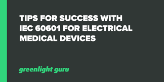 Tips for Success with IEC 60601 for Electrical Medical Devices - Featured Image