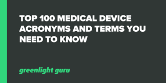 Top 100 Medical Device Acronyms & Terminology You Need to Know - Featured Image