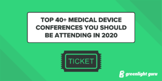 Top 40+ Medical Device Conferences To Attend in 2020 - Featured Image