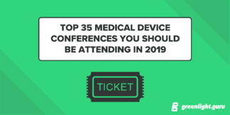 Top 35+ Medical Device Conferences To Attend in 2019 - Featured Image
