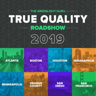 Introducing The Greenlight Guru True Quality Roadshow 2019 - Featured Image