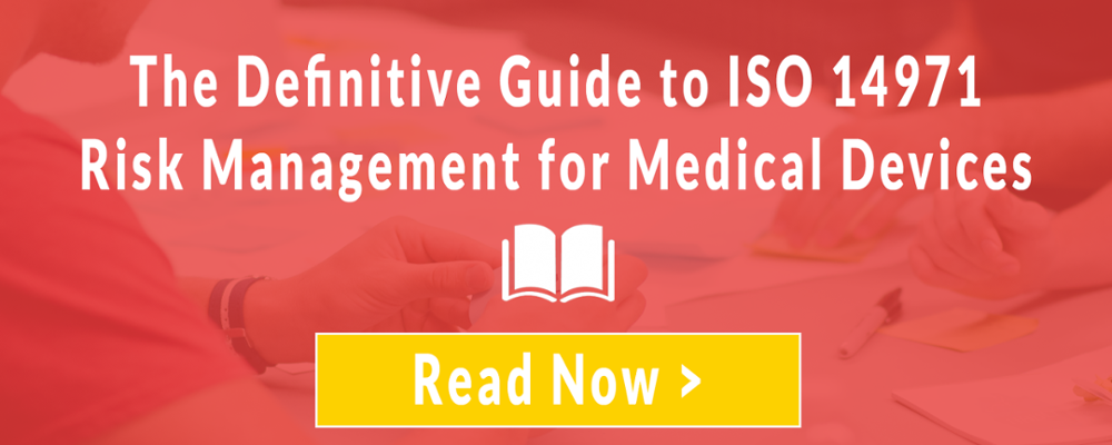 ISO 14971 risk management for medical devices PDF download