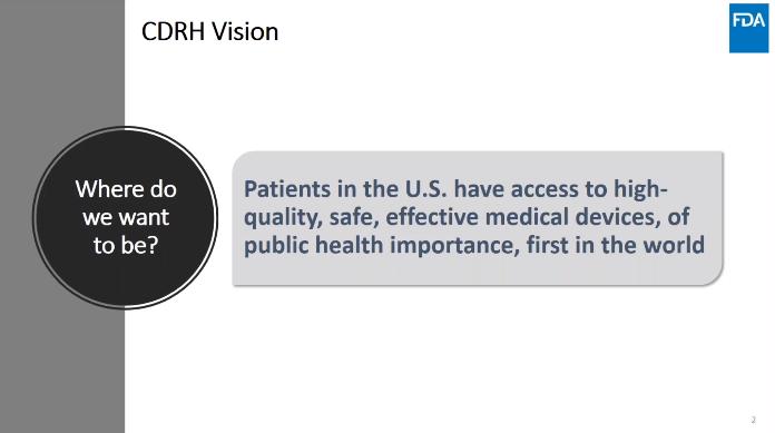CDRH-Vision